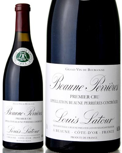 ボーヌ プルミエ クリュ ペリエール[1985] ルイ ラトゥール(赤ワイン)[tp][S]