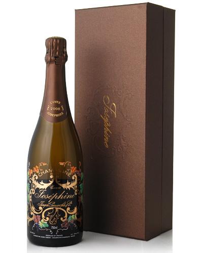 箱入り キュベ ジョセフィーヌ [2008]  ジョセフ・ペリエ  ( 泡 白 ) シャンパン シャンパーニュ  [tp] [S]
