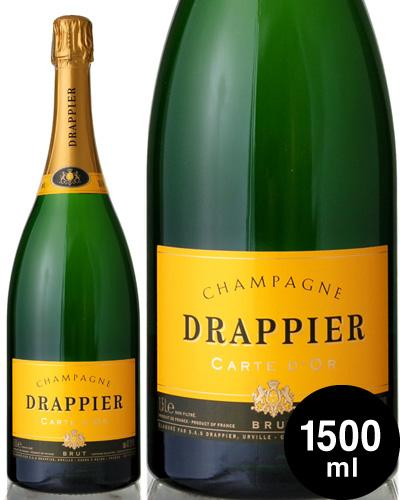 マグナムボトル ドラピエ カルト ドール ブリュットNV1500ml(泡 白) (ワイン(=750ml)6本まで同梱可能)※新ラベルにてお届け[tp]