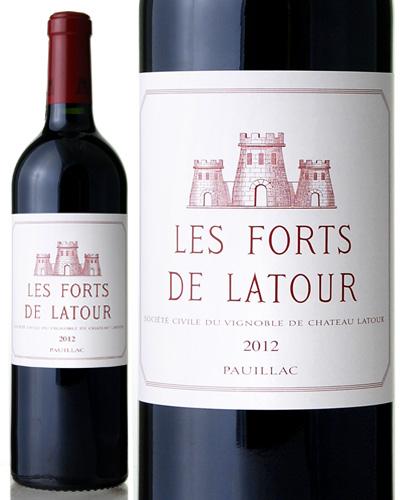 レ フォール ド ラトゥール [2012] ( 赤ワイン ) [S]