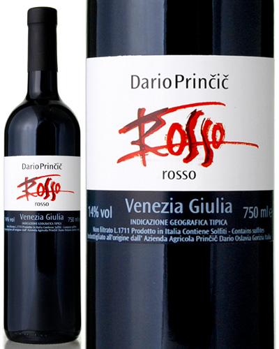 ヴィノ スーパーSALE セール期間限定 ロッソ 2014 ダリオ プリンチッチ 赤ワイン 休日
