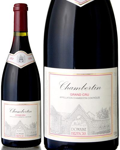 シャンベルタン グラン クリュ [ 2002 ]ベルターニャ ( 赤ワイン ) [S]