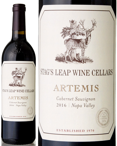 アルテミス カベルネ ソーヴィニヨン [ 2016 ]スタッグス リープ ワイン セラーズ ( 赤ワイン )