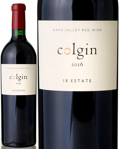 IXエステート ナパ ヴァレー レッド ワイン [ 2016 ]コルギン セラーズ ( 赤ワイン ) [S]
