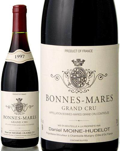ボンヌ マール グラン クリュ [ 1997 ]モワンヌ ユドロ ( 赤ワイン )[S]