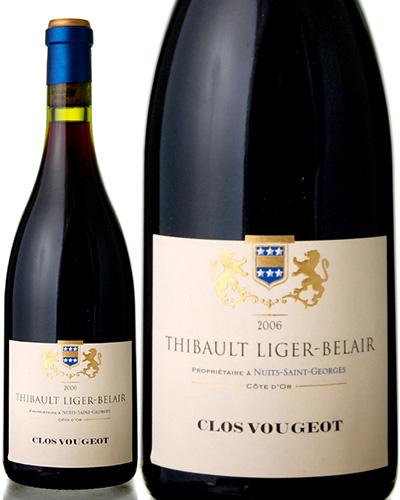 クロ ヴ―ジョ グラン クリュ [ 2006 ]ティボー リジェ ベレール ( 赤ワイン ) [S]