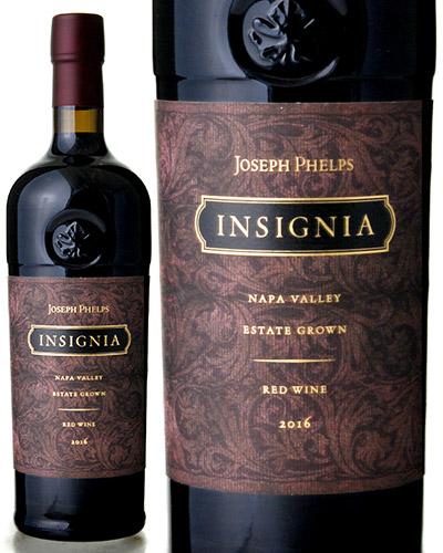 インシグニア [ 2016 ]ジョセフ フェルプス ( 赤ワイン ) [S]