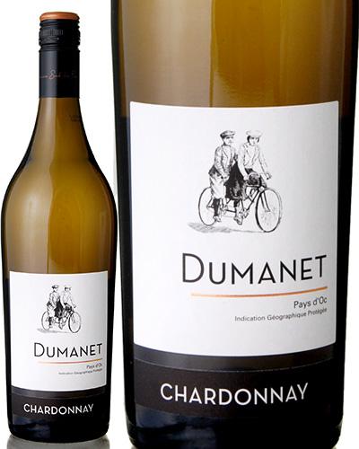 デュマネ シャルドネIGP [ 2020 ]ヴィニュロン ド ナルボンヌ ( 白ワイン )