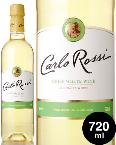 カルロ ロッシ 贈呈 ホワイト NV お得なキャンペーンを実施中 白ワイン ペットボトル S 720ml