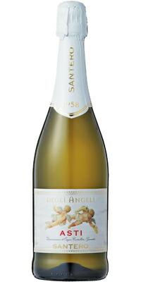 【送料無料】【ワイン12本セット】【福袋】天使のアスティ【泡】【750ml【sale】スパークリングワイン甘口 スパークリングワイン イタリア ワイン白