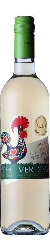 フレッシュ フルーティな微発泡ワイン ヴェルコープ ヴィーニョ ヴェルデ ヴェルデガ Verdegar 推奨 Blanco Vinho 通常便なら送料無料 ブランコVercoope Verde
