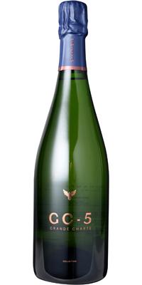 【送料無料】グランド シャルト コレクション GC-5トロワ セパージュ ブリュット NV エスエエス シャンパーニュ グラン シャルト 750ml 【白】Collection GC-5 Trois Cepages Brut SAS des Champagnes Grande Charte ワイン モトックス