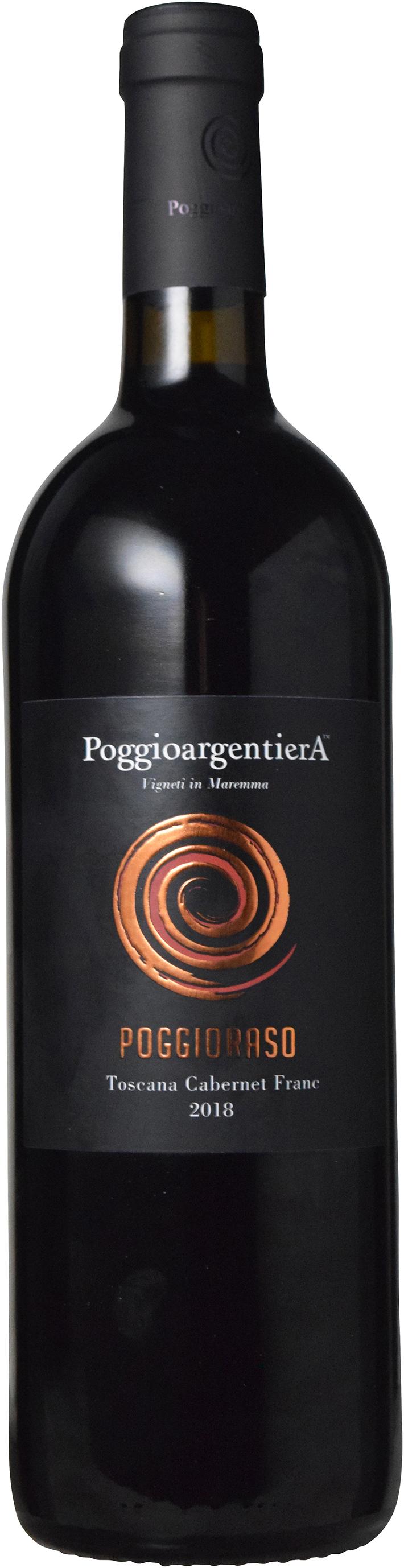 海外ワイン専門誌評価歴 2018 ルカ マローニ 2021 99点 新作通販 ジェームス 日本限定 サックリング ポッジョラーゾ2018 Toscana Cabernet 93点 IGT Poggioraso Franc