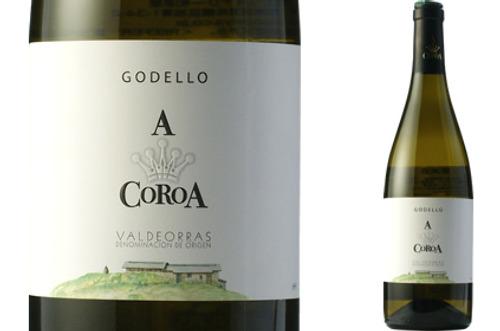 ア コロア 訳あり品送料無料 トラスト 2018 スペインワイン アデガス 白ワイン