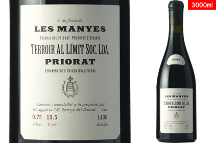 3000ml レス・マニェス [2011] テロワール・アル・リミット