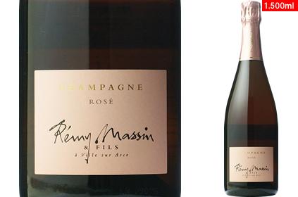 1500ml レミー・マッサン・ブリュット・ロゼ(フランス/シャンパーニュ/マグナムボトル)