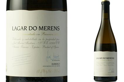 ラガル 品質保証 ド メレンス ブランコ スペインワイン 2015 白ワイン バリカ 出群