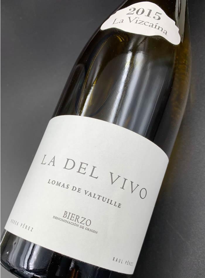 ラ ビスカイナ デル ビボ 特別セール品 2015 ペレス ラウル 白ワイン 人気ブランド多数対象 スペインワイン