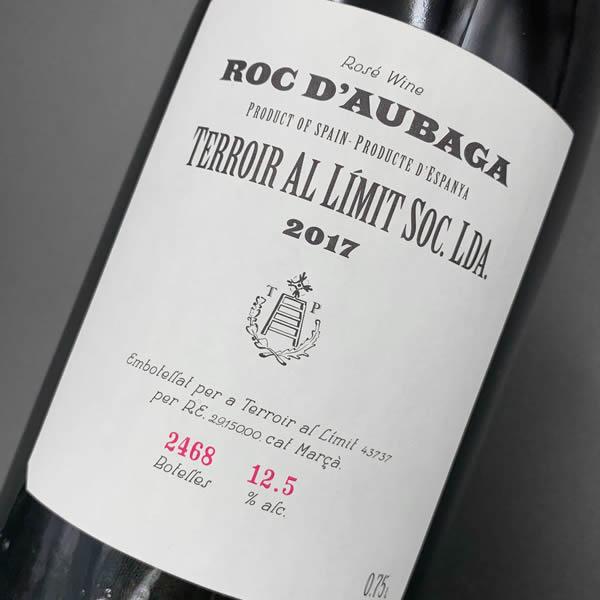 ロック オーバーのアイテム取扱☆ ダウバガ 高品質 2017 テロワール 赤ワイン リミット アル スペインワイン