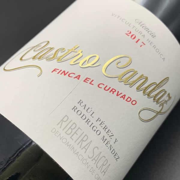 カストロ 送料無料お手入れ要らず カンダス フィンカ エル クルバド 2017 ラウル メンデス いよいよ人気ブランド スペインワイン 赤ワイン ペレス ロドリゴ