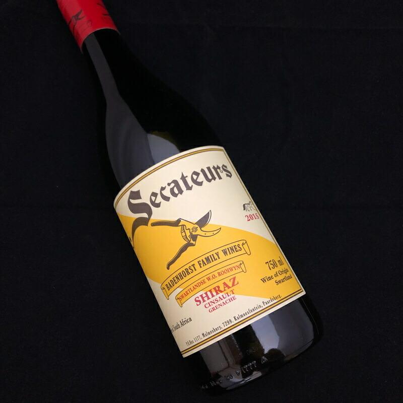 2019 セール品 セカトゥール シラーズ サンソー 赤ワイン 贈答用 南アフリカ プレゼント対応可 大放出セール エーエーバーデンホースト ギフト
