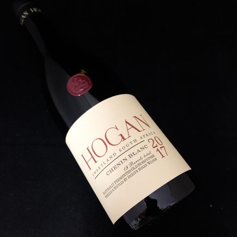 2017 シュナンブラン 生産者 再再販 定番の人気シリーズPOINT(ポイント)入荷 白ワイン ホガン ワインズ