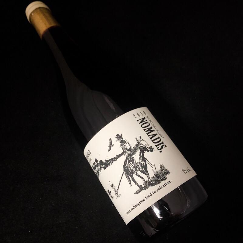 若手大物感が満載のシナイ 2018 ノマディス 生産者 サイアンズ プレゼント オブ シナイ お買い得 南アフリカ プレゼント対応可 アフリカンブラザーズ 贈答用 赤ワイン ギフト