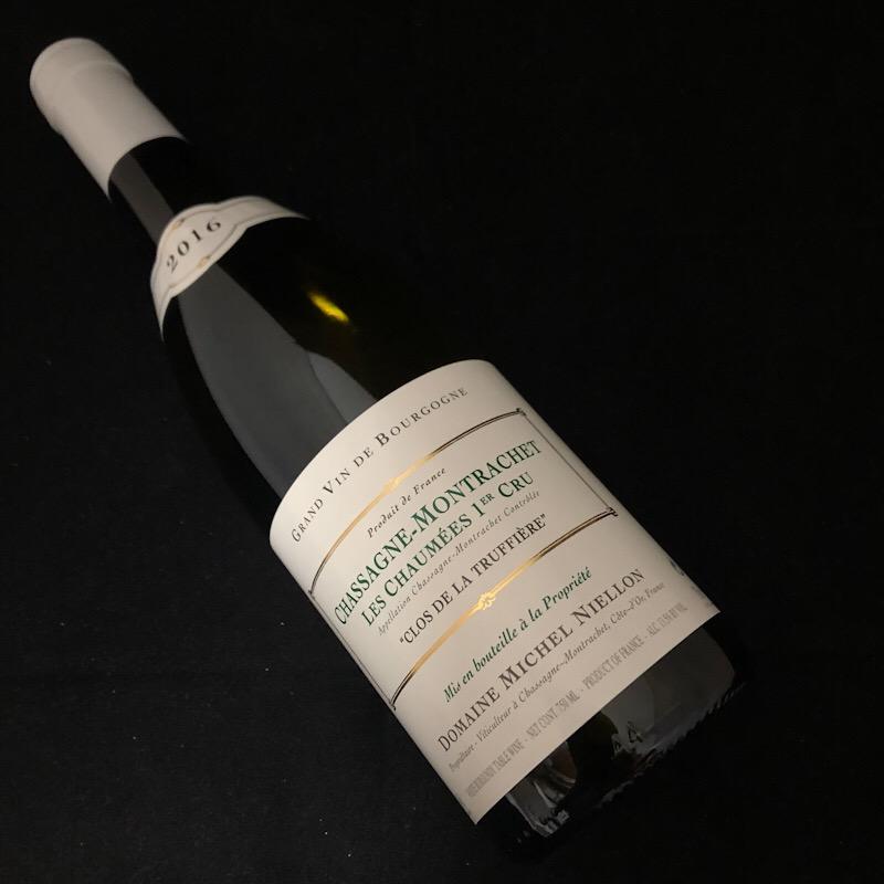 2016 シャサーニュモンラッシェ 1er レショーメ クロ ド ラ トリュフィエール ブルゴーニュ 生産者 ミッシェル 白ワイン 推奨 開催中 ニーロン