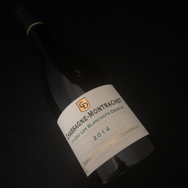 2014 シャサーニュモンラッシェ・レ・ブランショ・ドゥス 生産者 コフィネ デュヴルネイ【白ワイン】【ブルゴーニュ】【ギフト 贈答用】【プレゼント対応可】