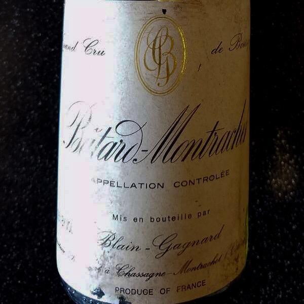 1998 バタールモンラッシェ 生産者 ブランガニャール 天然地下蔵熟成ワイン【ギフト 贈答用】【プレゼント対応可】