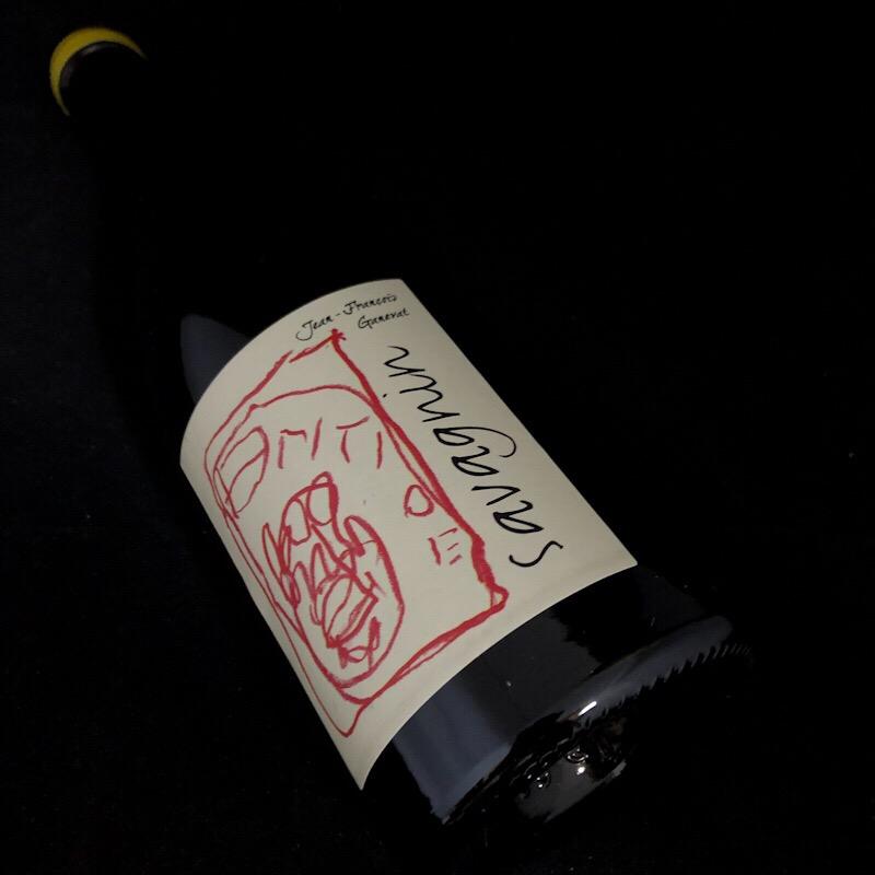 2015 コート・デュ・ジュラ・ブラン・アンティッド 生産者 ドメーヌ ガヌヴァ 【白ワイン】【自然派】【ギフト 贈答用】【プレゼント対応可】