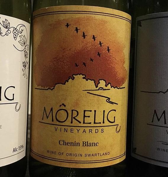 お勧め 誕生日/お祝い 2017 シュナンブラン 生産者 モレリグ 南アフリカ 並行輸入品 白ワイン アフリカンブラザーズ プレゼント対応可 贈答用 ギフト
