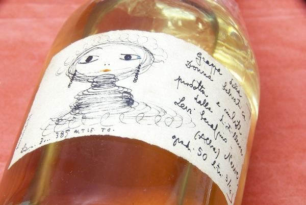 ロマーノ・レヴィー / ドンナ・セルヴァティカ 1982年 50%【グルメ201212_ビール・洋酒】