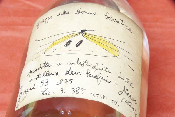 ロマーノ・レヴィー / ドンナ・セルヴァティカ 1990年 53%【グルメ201212_ビール・洋酒】