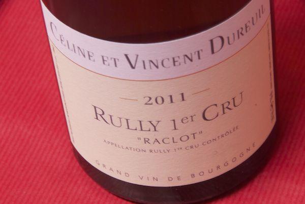 Celine et Vincent dual IL/Lurie Blanc Premier-Cru / Lacrosse [2011]