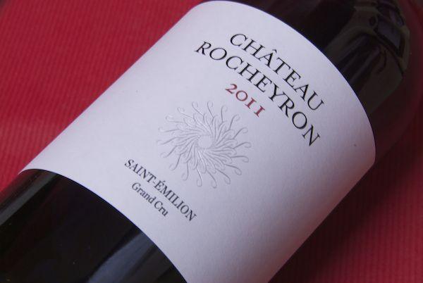 シャトー・ロシェイロン [2011]【赤ワイン】