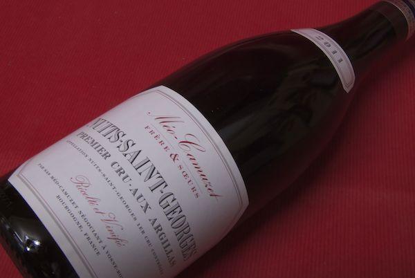 メオ・カミュゼ・フレール・エ・スール / ニュイ・サン・ジョルジュ・オー・ザルジラ [2011] 【赤ワイン】