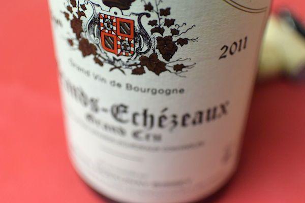 ブルーノ・デゾネ・ビセイ / グラン・エシェゾー・ヴィエイユ・ヴィーニュ [2011]【赤ワイン】
