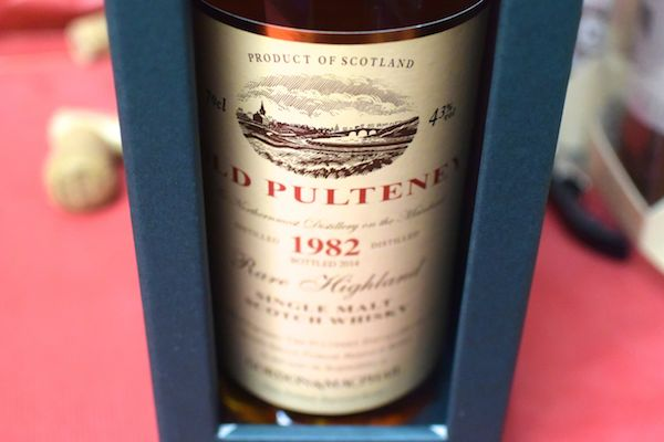 700 ml of old pull Tony[1982]Gordon & マクファイル rare vintages 43%