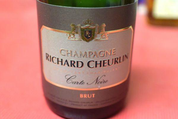 Richard USA/Brut cult Noir and half-bottle