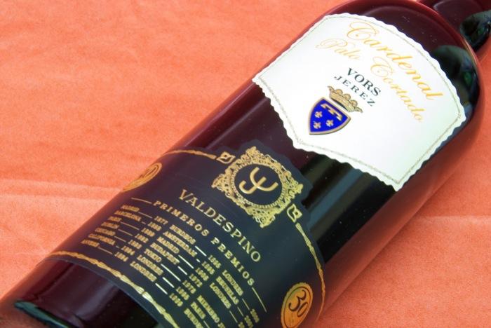 バルデスピノ / カルデナル・パロ・コルタド 30年熟成【smtb-t】【あす楽対応】【グルメ201212_ビール・洋酒】