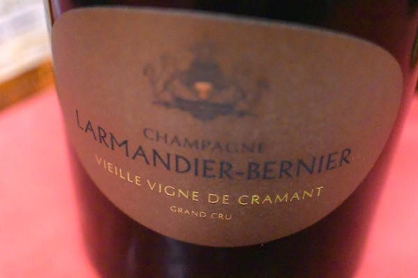 ラルマンディエ・ベルニエ / ヴィエーユ・ヴィーニュ・ド・クラマン グラン・クリュ [2006] 1500ml【シャンパン(泡物)】