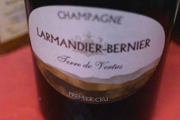 ラルマンディエ・ベルニエ / テール・ド・ヴェルテュ・ノン・ドゼ・プルミエ・クリュ [2008] 1500ml【シャンパン(泡物)】
