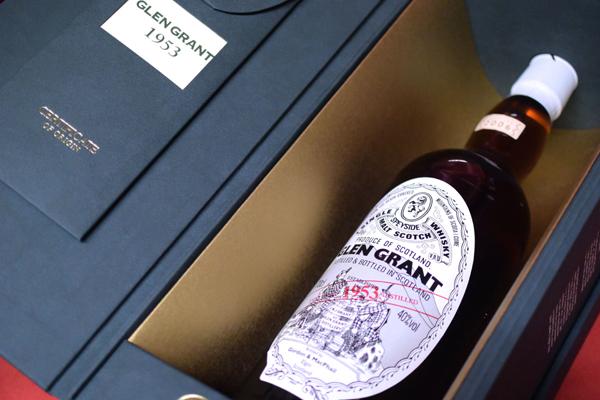 グレン・グラント 50年 40% ゴードン&マクファイル【モルト・ウイスキー】