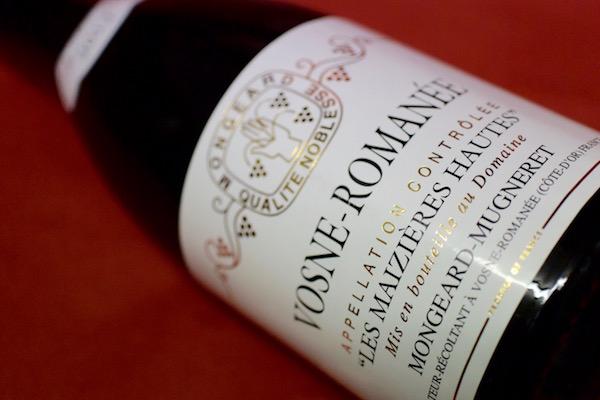ドメーヌ・モンジャール・ミュニレ / ヴォーヌ・ロマネ・レ・メジェール・オート [2012]【赤ワイン】