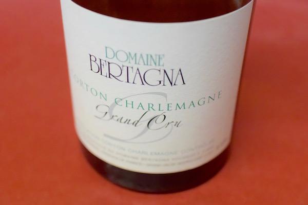 ドメーヌ・ベルターニャ / コルトン・シャルルマーニュ・グラン・クリュ [2009]【白ワイン】