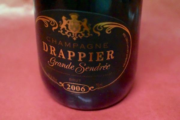 ドラピエ / グラン・サンドレ [2006]【シャンパン(泡物)】