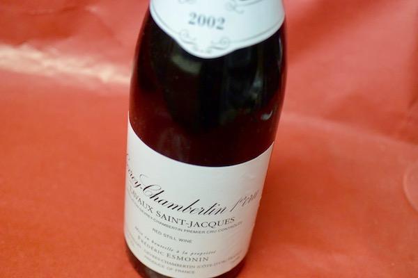 全ての フレデリック・エスモナン/ ジュヴレ・シャンベルタン/・ラヴォー・サン・ジャック [2002]【赤ワイン】, HOTSTYLE小浜店:f9df65a9 --- 3crosses.ca