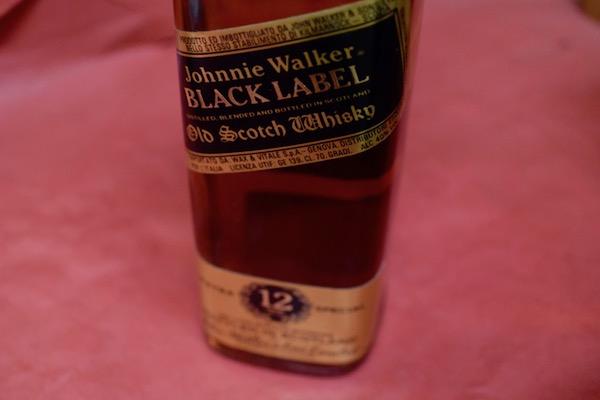 ジョニーウォーカー 12年 1980~90年代流通 40% 700ml【モルト・ウイスキー】