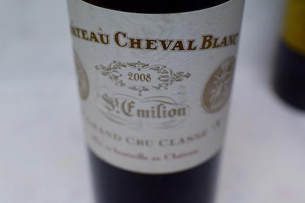 シャトー・シュヴァル・ブラン [2008]【赤ワイン】